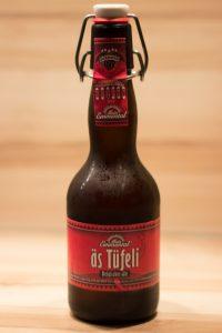 äs Tüfeli - belgisches Ale