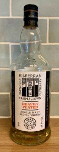 Bilder der Flasche Kilkerran Heavily Peated