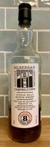 Bilder der Flasche Kilkerran 8-year-old