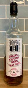 Bilder der Flasche Kilkerran 5-year-old