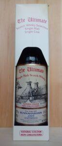 Eine Flasche Bunnahabhain 2009 van Wees