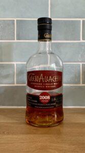 Eine Flasche Glenallachie 2008