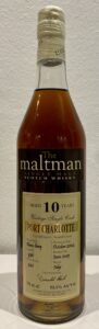 Eine Flasche Port Charlotte 2004 von Meadowside Blending