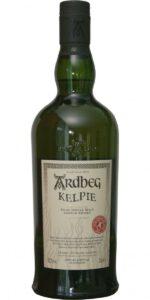 Eine Flasche Ardbeg Kelpie Committee