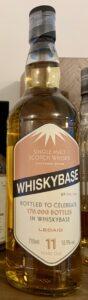 Eine Flasche Ledaig 2009 von Whiskybase.com