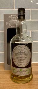 Ein Flasche Hazelburn 2007
